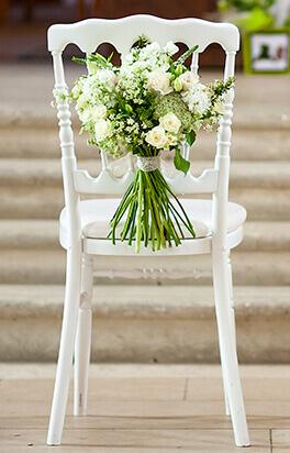 Allestimenti floreali chiesa per matrimonio