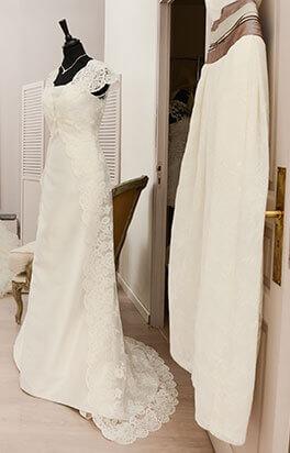 Sartoria Abiti Da Sposa.Servizio Sartoria Abiti Sposa Sposo E Cerimonia A Milano