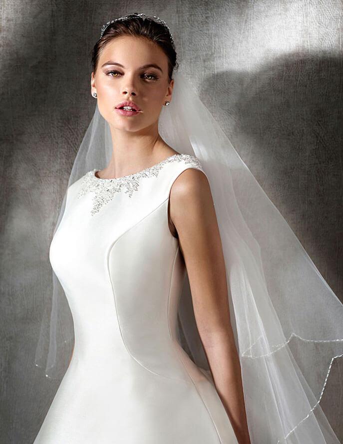 Velo e accessori per abito da sposa