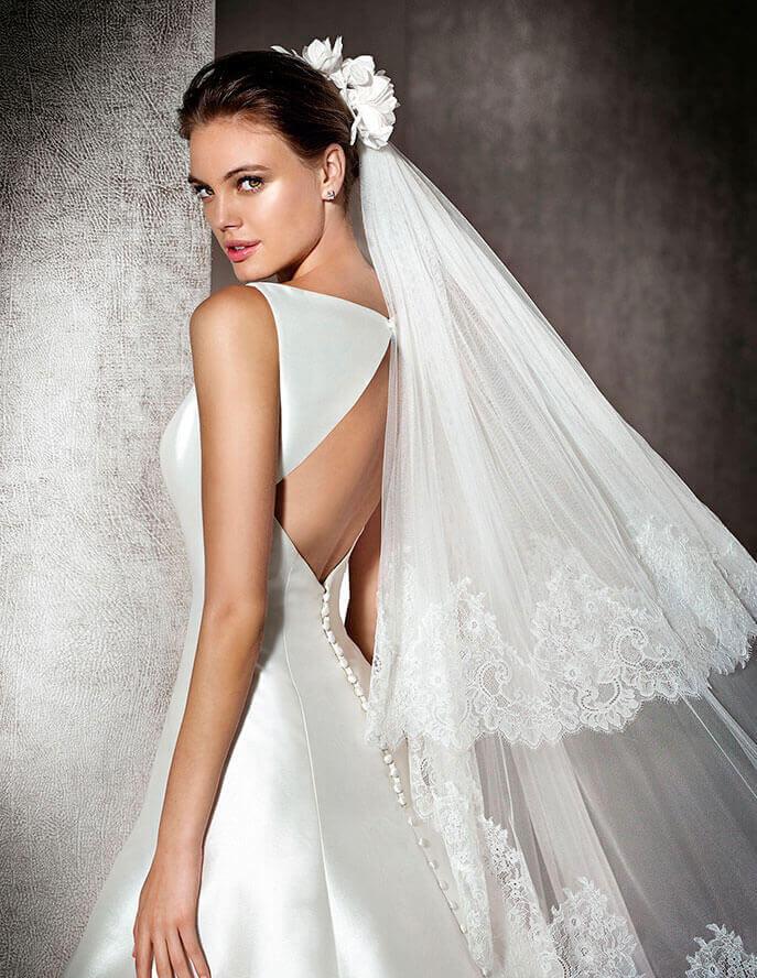 Velo per abito da sposa - vendita a Milano